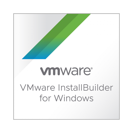 VMware InstallBuilder for Windows
