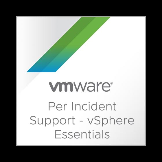 Per Incident Support - vSphere Essentials